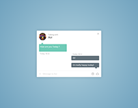 Daily UI | #013 | Direct Messaging