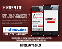 Interplate Food Ordering and Reservation App POS