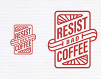 Resist Bad Coffee