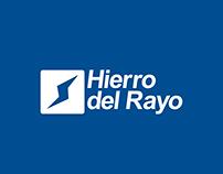 Hierro del Rayo - Branding Design