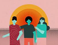 Women for Women International animated shorts