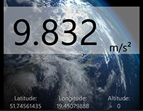 Gravity Now! - Windows Phone 8