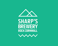 Sharp's Brewery Rebrand II