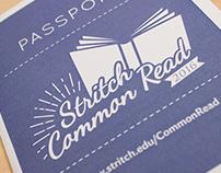 Stritch Common Read Logo