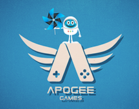 Tizen advert for Apogee Games