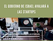 El Gobierno De Israel Avalara A Las Startups