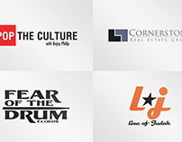 Logo Design (Various)