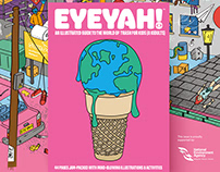EYEYAH! Issue03 TRASH