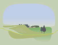 Vector landscape studies
