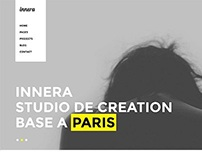 INNERA - Creative Photography WordPress Theme