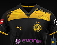 BVB away kit 2021