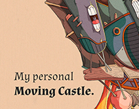 My Personal Moving Castle