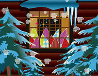 Interweave 2008 Holiday eCard