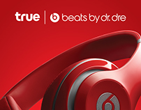True x Beats : Shop Decoration