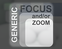 Generic Focus and/or Zoom [for Unreal Engine 4]