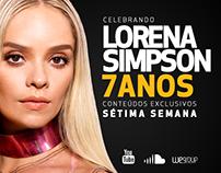 Lorena Simpson - Seven years of career