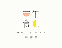 一午一食 PURE DAY|滴雞精 - 官網設計