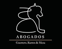 "Identidad corporativa ""Guerrero, Ramos & Meza"""