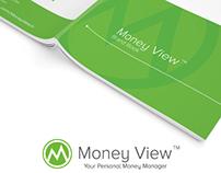 Money View Brand Identity Redesign