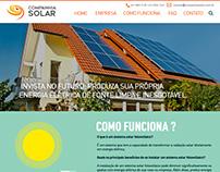 Site - Companhia Solar