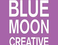 Logo Blue Moon Creative