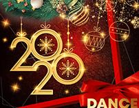 Новогодняя открытка-поздравление