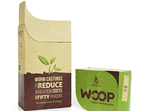 woop - organic vermicompost