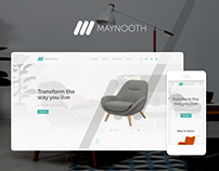 Maynooth Furniture Website