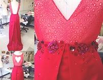 American Heart Association Red Dress Project
