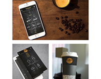 Crafted Coffee App