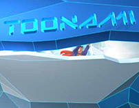Toonami Brand Image Spot