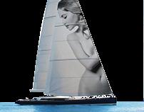 Sail Design. If i were the sponsor of a sailing team