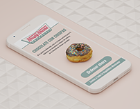 Krispy Kreme 3D