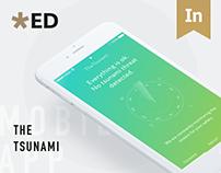 TheTsunami app
