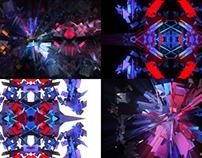 Abstract Star - VJ Loop Pack (3in1)