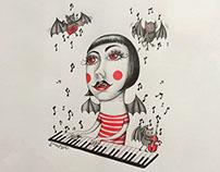 Vampire women project