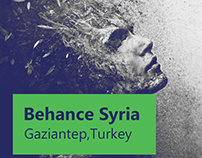 Behance Syria - Gaziantep 15May 2016