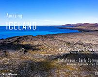 Amazing Iceland │ Katlahraun │ Reykjanes Part 15
