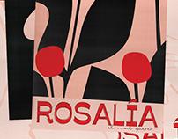 ROSALÍA / EL MAL QUERER Posters