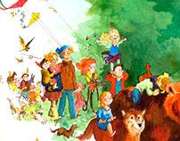 Illustrations pour enfants