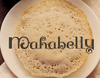 Mahabelly Restaurant Branding