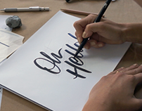 Hand Lettering Video