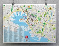 GENOVA TURISMO - Mappa della città