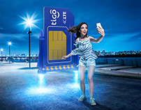 Tigo Mobile-Campaña Internet