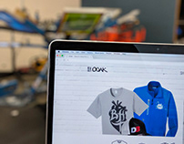 OOAK - Custom Clothing Website
