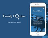 Family Finder App