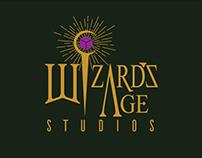 Wizard's Age Studios Logo