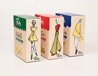 Pasta Primavera Packaging