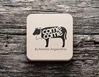 """Come Come """"Bufetería Argentina"""""""