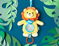 Buba Toys   Animal Fun Activity Toy